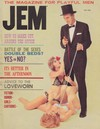 Jem December 1961 magazine back issue