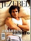 Jezebel February 2001 magazine back issue