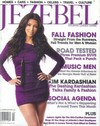 Jezebel September 2009 magazine back issue