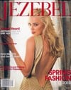 Jezebel March 2010 magazine back issue