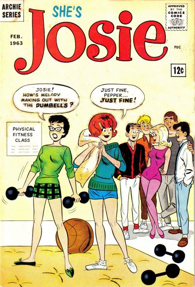 Josie Comic Book Back Issues by A1 Comix