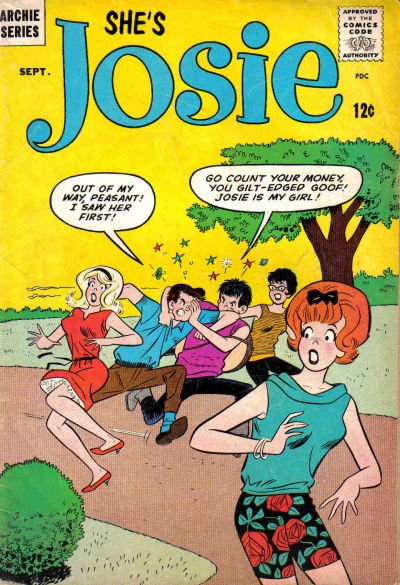 Josie A1 Comix Comic Book Database