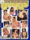 Christy Canyon, Titanic Toni, Roberta Pedon, Tabitha, Louise & Eve St. Clair magazine cover  Juggs January 1998