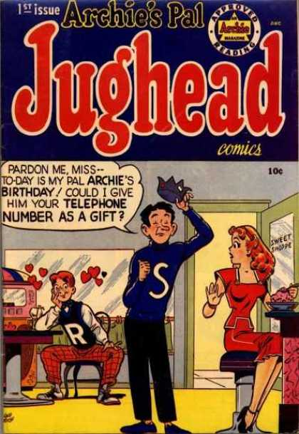 Jughead Comic Book Back Issues by A1 Comix