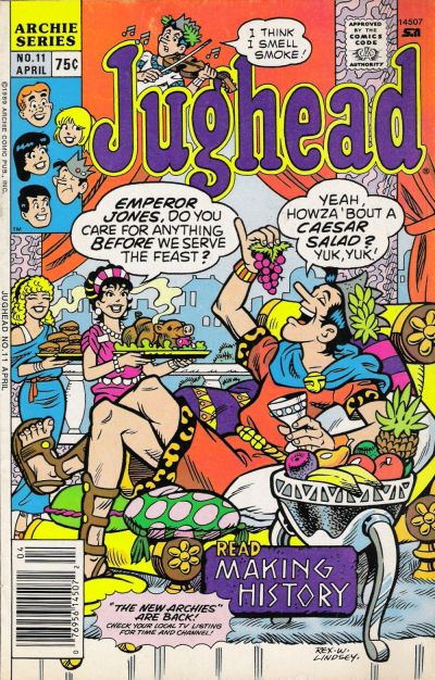Jughead 2 A1 Comix Comic Book Database