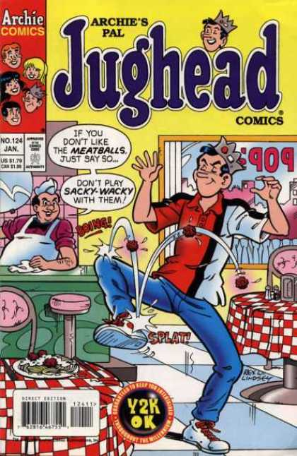 Archie's Pal Jughead Comics A1 Comix Comic Book Database