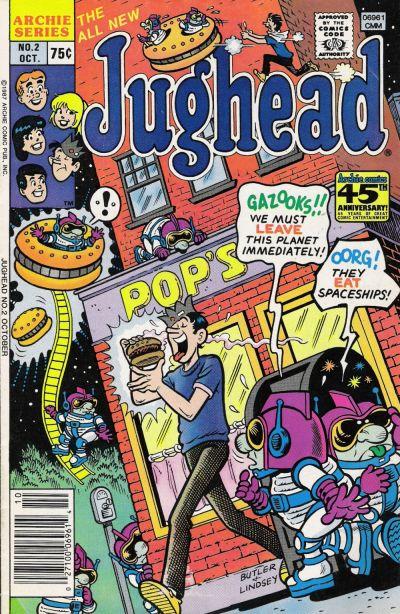 Archie's Pal Jughead Comics A1 Comix Comic Book Database