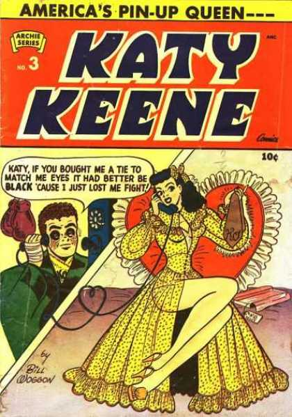 Katy Keene A1 Comix Comic Book Database