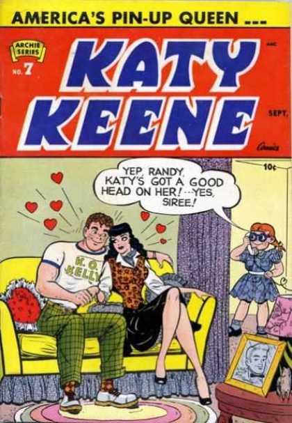 Katy Keene A1 Comix Comic Book Database