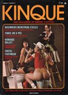 Kinque Vol. 1 # 4 magazine back issue