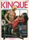 Kinque Vol. 1 # 5 magazine back issue