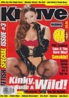 Knave Fetish Special # 3 magazine back issue