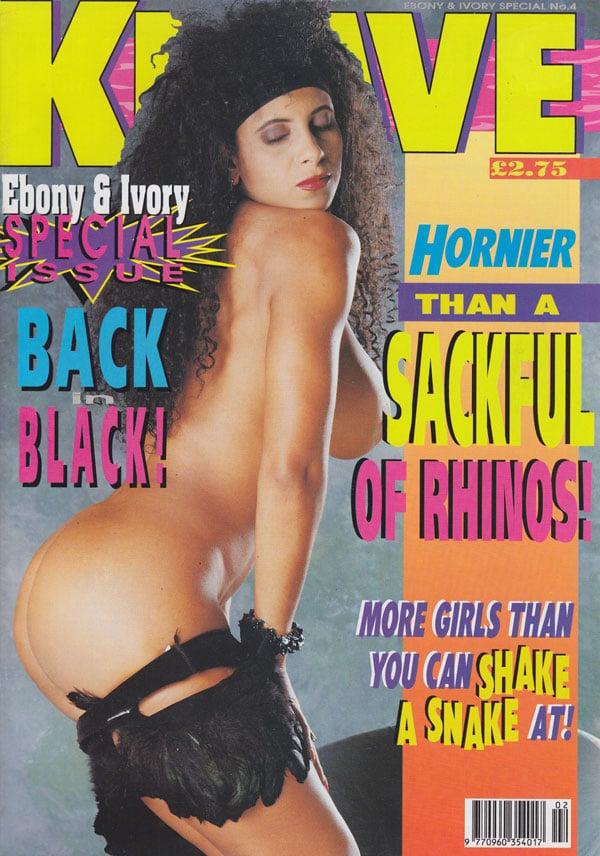 Knave Special # 4 - Ebony & Ivory thumbnail