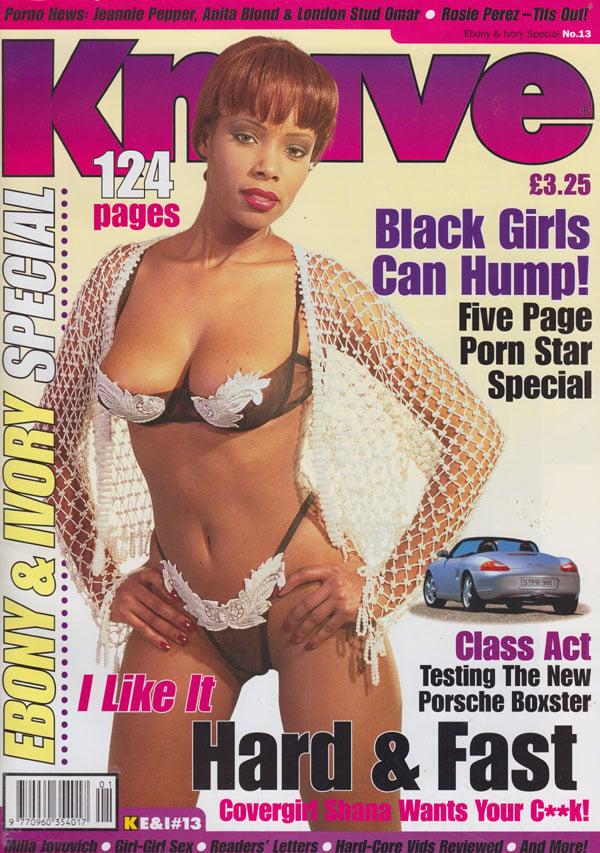 Knave Special # 13 - Ebony & Ivory thumbnail