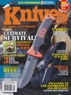 3 Knives Survive the Alaska Test, Blackhawk's Dual-Purpose Tactical, Bear Grylls,the Phurba Magazine Back Copies Magizines Mags