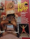 Knots & Kinks # 8 magazine back issue cover image