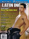 Latin Inches August 2009 magazine back issue