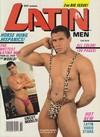Latin Men Vol. 1 # 2 magazine back issue