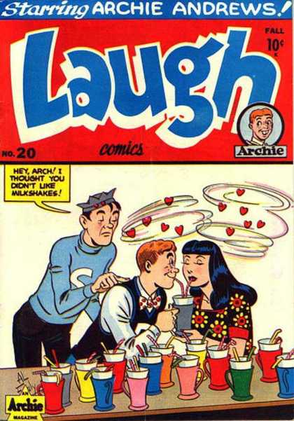 Laugh Comics A1 Comix Comic Book Database