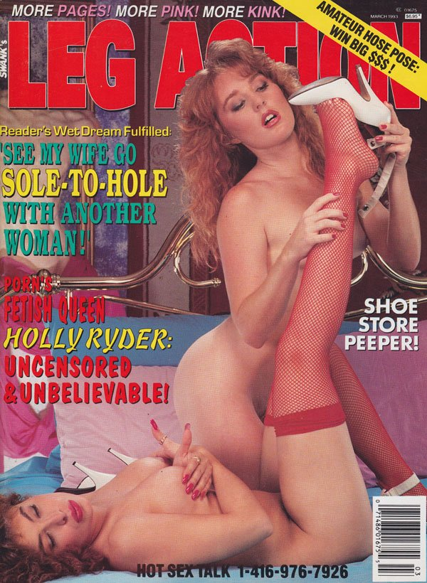 Leg Action Porn 29