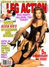 1993 back issues of leg action magazine xxx explicit hot fetish pix ped party hot foot s&m pictorial Magazine Back Copies Magizines Mags
