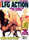 Asia Carrera & Shyanne magazine cover Appearances Leg Action April 1994