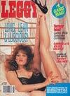 Leggy February 1992 magazine back issue cover image