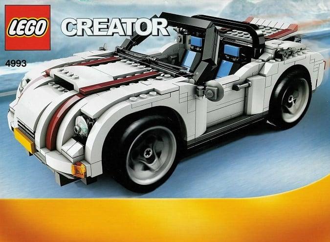 lego creator cool convertible 648 pieces of lego blocks lego-creator-cool-convertible