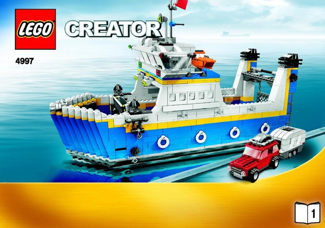 lego creator transport ferry 1279 pieces of lego blocks lego-creator-transport-ferry
