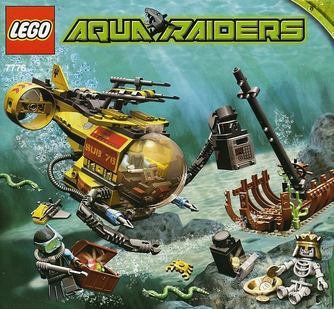lego aqua raiders shipwreck 241 pieces of lego blocks lego-aqua-raiders-shipwreck