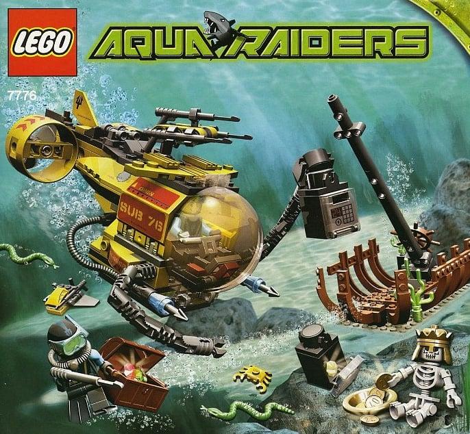 lego aqua raiders shipwreck 241 pieces of lego blocks lego-aqua-raiders-shipwreck