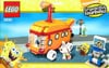 lego-creator-bikini-bottom-express,lego spongebob squarepants bikini bottom express 210 pieces of lego blocks