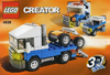 lego-creator-mini-vehicles,lego creator mini vehicles 79 pieces of lego blocks