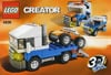 lego creator mini vehicles 79 pieces of lego blocks Puzzle