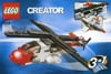 lego creator mini flyers planes 76 pieces of lego blocks Puzzle
