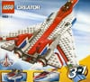 lego creatorfast flyers jets 312 pieces of lego blocks