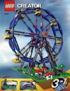 lego creator ferris wheel 1063 pieces of lego blocks