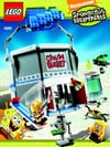 lego spongebob squarepants chum bucket 337 pieces of lego blocks