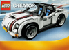 lego creator cool convertible 648 pieces of lego blocks Puzzle
