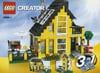 lego creator beach house 522 pieces of lego blocks