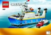 lego creator transport ferry 1279 pieces of lego blocks