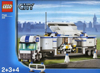 lego city police command center 524 pieces of lego blocks Puzzle