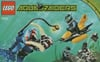 lego aqua raiders angler ambush 130 pieces of lego blocks Puzzle
