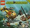 lego aqua raiders shipwreck 241 pieces of lego blocks