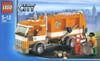 lego city garbage truck 206 pieces of lego blocks Puzzle