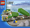 lego city heavy hauler 332 pieces of lego blocks