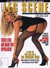 Sharon Stone Leg Scene September 1995 magazine pictorial