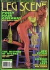 Leg Scene March 1998 magazine back issue cover image