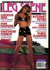 Leg Scene June 1998 magazine back issue cover image