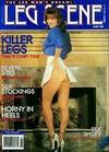 Leg Scene July 1998 magazine back issue cover image